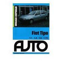 Książki o motoryzacji, Fiat Tipo 1,1 1,4 1,6 1,7D (opr. miękka)