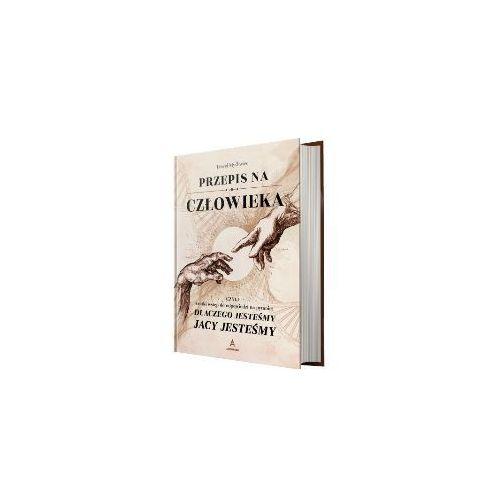 """Pozostałe książki, """"Przepis na człowieka"""" – Dawid Myśliwiec"""