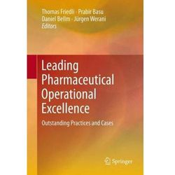 Leading Pharmaceutical Operational Excellence