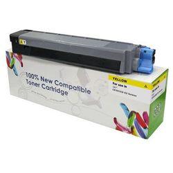 Toner OKI C810 / C830 Yellow Cartridge Web