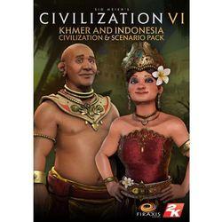 Civilization 6 Khmer and Indonesia Civilization & Scenario Pack (PC)