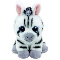 Pluszaki zwierzątka, Maskotka TY INC Beanie Babies Stripes - Zebra 15 cm 41198