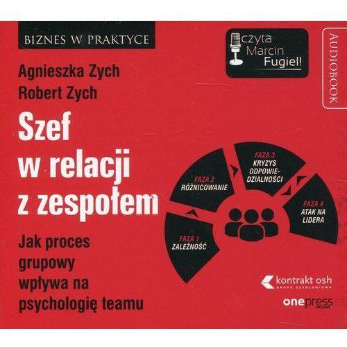 Audiobooki, Szef w relacji z zespołem Jak proces grupowy