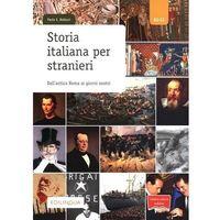 Książki do nauki języka, Storia italiana per stranieri b2-c2 - balboni paolo e. (opr. broszurowa)