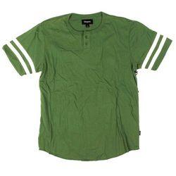 koszula BRIXTON - Fairfield Henley Kelly Green (KLGRN)