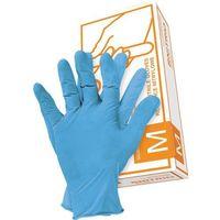 Rękawice robocze, RĘKAWICE NITRYLOWE XL - RNITRION Reis nitrylowe