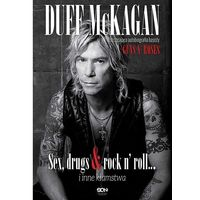 E-booki, Duff McKagan. Sex, drugs & rock n' roll... i inne kłamstwa - Duff McKagan