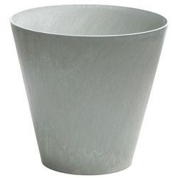 Doniczka Tubus Beton Prosperplast : Średnica - 300 mm, Kolor - Beton