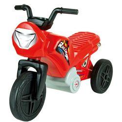 Jeździk - rowerek biegowy MOCHTOYS MOTOREK trójkołowy /czerwony/