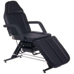 Fotel kosmetyczny z kuwetami BW-263 czarny