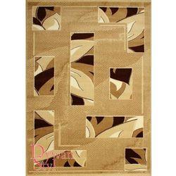 Dywan Sapphire Tetris Biszkoptowy 133x190 prostokąt
