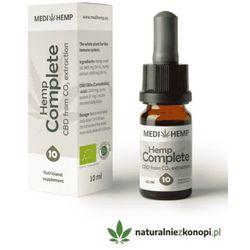 Medihemp 10 Complete naturalny olejek CBD/CBDa z ekstrakcji CO2 10ml