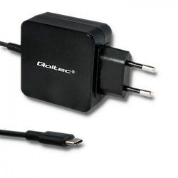 Qoltec Ładowarka sieciowa | 45W | 20V | 2.25A | USB typ C