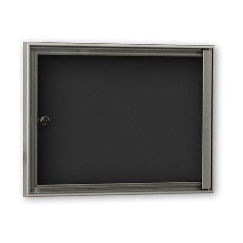 Pozostałe artykuły reklamowe, Gablota do zastosowania wewnątrz budynków,głęb. zewn. 27 mm