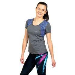 Bluzka fitness SPOKEY 839500 (rozmiar M) Szary