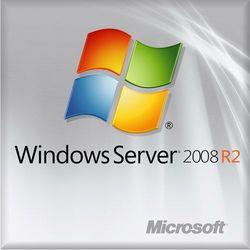 Microsoft Windows Server 2008 R2 Standard z 5 CAL PL