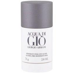 Giorgio Armani Acqua Di Gio Pour Homme 75ml dezodorant sztyft [M]