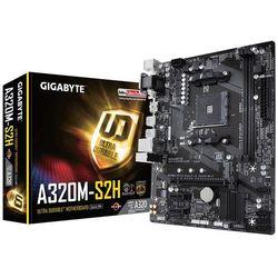 Gigabyte GA-A320M-S2H AM4 A320M 2DDR4 USB3/DVI/D-SUB uATX