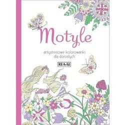 Kolorowanki dla dorosłych Motyle - Praca zbiorowa (opr. miękka)