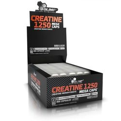 OLIMP Creatine 1250 Mega Caps - 30 blistr