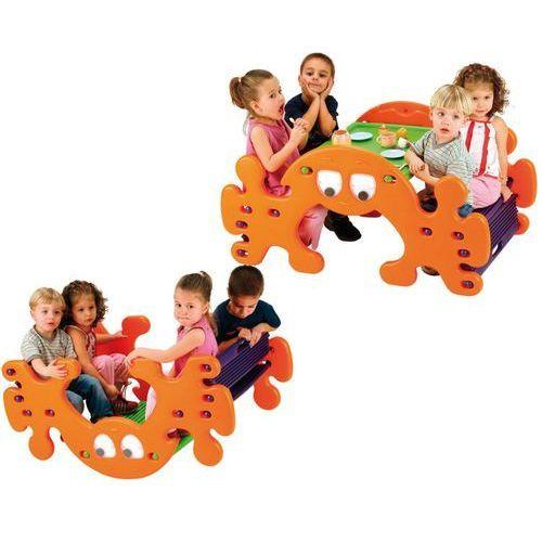 Huśtawki ogrodowe dla dzieci, Feber Stół bujany Fantic