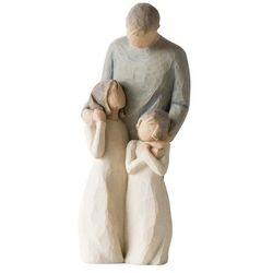 Moje ukochane córeczki tata i córki My girls Tata 26232 Susan Lordi Willow Tree