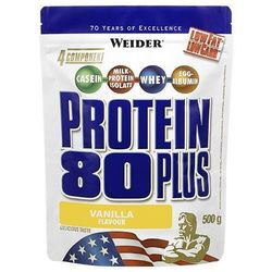 WEIDER Protein 80 Plus - 500g - Cookie Cream