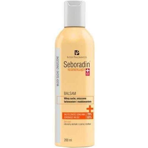 Odżywianie włosów, SEBORADIN Bals.d/wł. regen.wł.zniszcz.farb. - - 200 ml