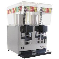 Dyspenser do napojów | 2x12L | 4 do +12 °C | 38x43x(H)54,5cm