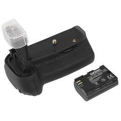Battery pack NEWELL BG-E9 + akumulator LP-E6 do Canon 60D