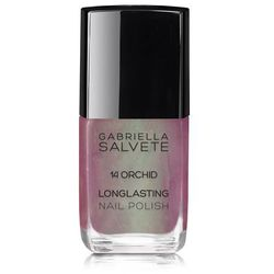Gabriella Salvete Longlasting Enamel lakier do paznokci 11 ml dla kobiet 14 Orchid