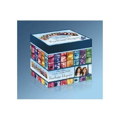 Pakiety filmowe, Kochane kłopoty, pełna kolekcja (42 dvd) (Płyta DVD)