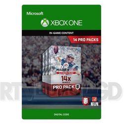 Madden NFL 17 - 14 Pro Packs [kod aktywacyjny]