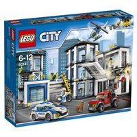 Klocki dla dzieci, LEGO City: Police Station (60141)