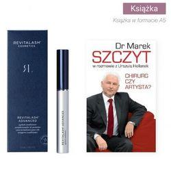 Zestaw RevitaLash® & Książka - Doktor Marek Szczyt - autograf