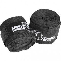 Bandaże bokserskie czarny