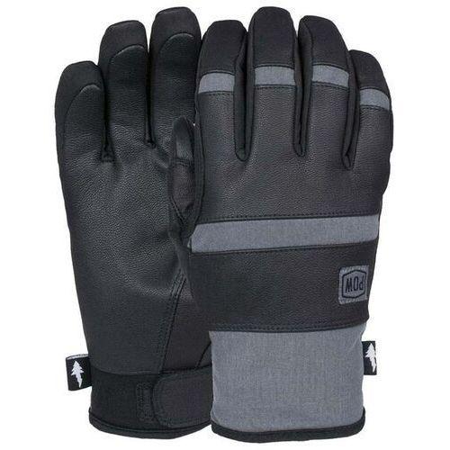 Pozostała odzież męska, rękawice POW - Villain Glove Black (BK) rozmiar: M