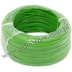 Przewód LGY 1x1,5mm zielony 100m