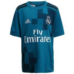 adidas Performance REAL MADRID Artykuły klubowe turquoise