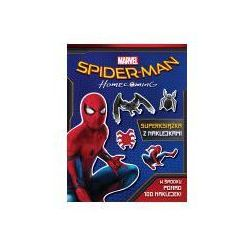 Spider-Man: Homecoming. Superksiążka z naklejkami