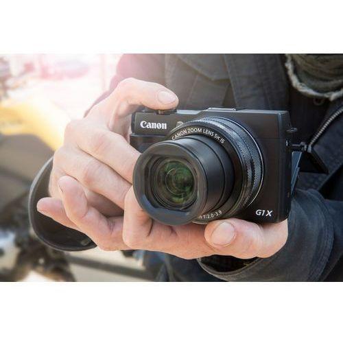 Aparaty kompaktowe, Canon PowerShot G1X