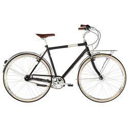 """Ortler Bricktown LTD, czarny 50cm (28"""") 2021 Rowery miejskie Przy złożeniu zamówienia do godziny 16 ( od Pon. do Pt., wszystkie metody płatności z wyjątkiem przelewu bankowego), wysyłka odbędzie się tego samego dnia."""