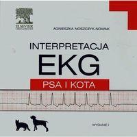 Książki medyczne, Interpretacja EKG psa i kota (opr. miękka)
