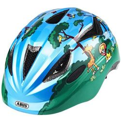 ABUS Anuky Kask rowerowy Dzieci, jungle M | 52-57cm 2019 Kaski dla dzieci Przy złożeniu zamówienia do godziny 16 ( od Pon. do Pt., wszystkie metody płatności z wyjątkiem przelewu bankowego), wysyłka odbędzie się tego samego dnia.
