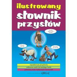 Ilustrowany słownik przysłów (opr. twarda)
