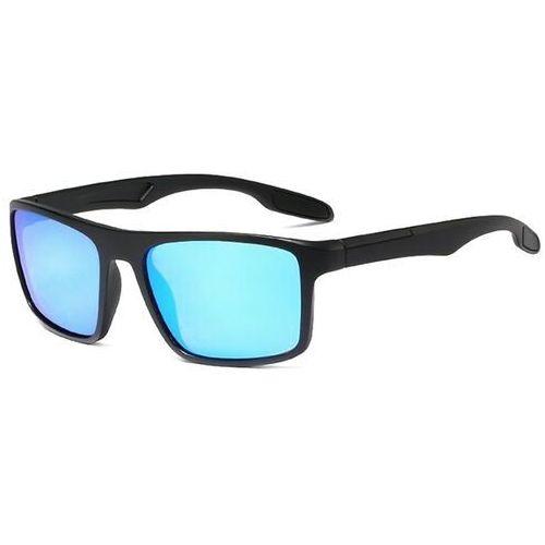 Okulary przeciwsłoneczne, Okulary przeciwsłoneczne męskie polaryzacyjne blue