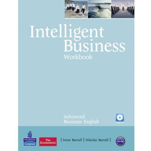 Książki do nauki języka, Intelligent business advanced Workbook plus CD (opr. miękka)