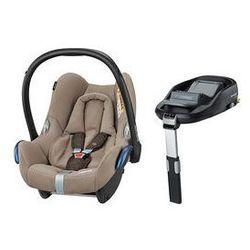 Fotelik samochodowy Cabrio Fix 0-13 kg + Baza Family Fix Maxi-Cosi (Nomad Brown)