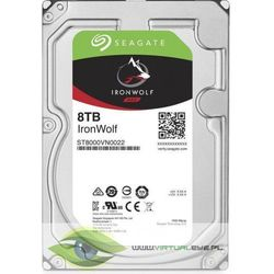 Dysk twardy Seagate ST8000VN004 - pojemność: 8 TB, cache: 256MB