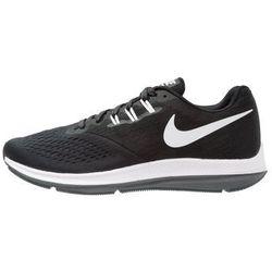 Nike Performance ZOOM WINFLO 4 Obuwie do biegania treningowe black/white/dark grey